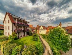 Gite de groupe modulable à Eguisheim