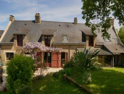 Holiday home close to Vannes in the golfe du Morbihan, France.