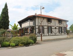 Holiday home close to the Lac du Der in France.