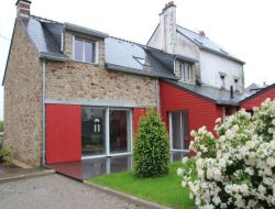 Holiday rental near Vannes in southern brittany near Saint Lyphard