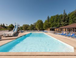 campsite mobilhome close to Lyon in France