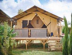Locations vacances en camping dans le Lot.