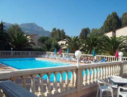 Location en résidence de vacances a Calvi, Corse