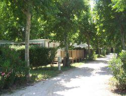 Vacances en mobilhomes à Carpentras 84.