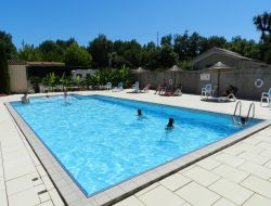 Holiday rental on camping in the Tarn et Garonne  near Montpezat de Quercy