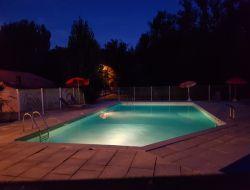 Vacances en camping en Dordogne.