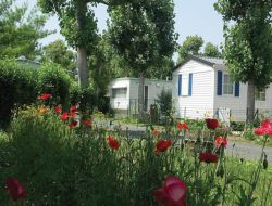 Ronce les Bains camping mobilhome  (departement)