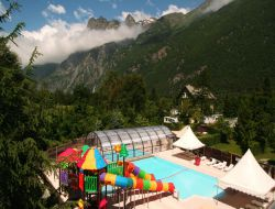 camping mobilhomes en location à Bourg d'Oisans