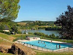 campsite mobil-homes in Correze, Limousin