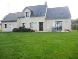 Holiday home near Nantes in Pays de la Loire, France.