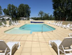Village vacances piscine chauffée en Vendée 85.
