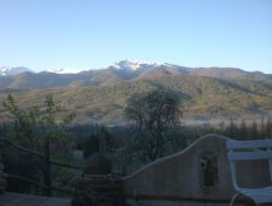 Holiday cottage in Ariege, south of France.