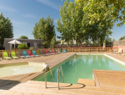 Seaside camping and mobil-homes in Vendee, France. near Bourgneuf en Retz