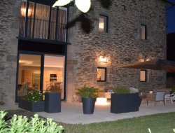 Holiday cottage near Millau in Aveyron, France. near Castelnau Pegayrols