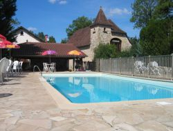 Holiday rentals near Rocamadour in the Lot near Marcilhac sur Célé