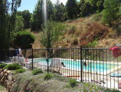 Locations vacances en camping dans l'Aveyron.