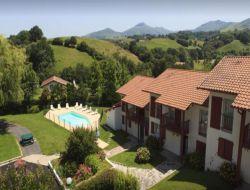 Location en résidence de vacances au pays basque