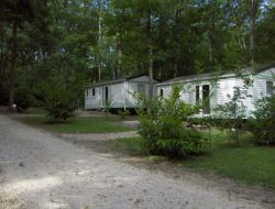 Issigeac Camping mobilhomes dans le Lot et Garonne.