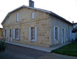 Holiday home near St Emilion in Gironde.