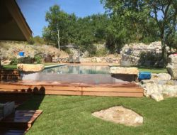 Holiday home with pool in Ardeche, near Vallon Pont d'Arc.