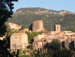 Holiday rental near Lodeve in Languedoc Roussillon. near Saint Maurice de Sorgues