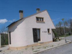 Holiday rental near Font Romeu in the Roussillon, France.