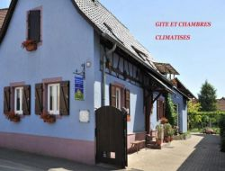 B&B near Obernai in Alsace. near Dambach la Ville