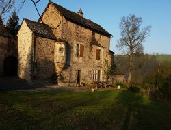 Holiday cottage in Aveyron, Midi Pyrenees. near Colombies