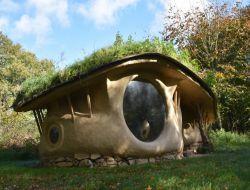 Séjour en cabanes de hobbit dans le Finistère