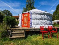 Hébergement de vacances insolite dans le Limousin.