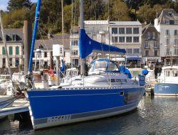 Week end sur un bateau à Audierne 29.