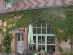 Holiday home near Colmar in Alsace.