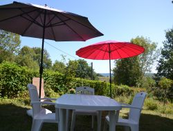 Holiday home in the Cantal, Auvergne.
