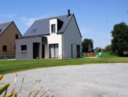 Holiday home near Saint Malo in Brittany, France.