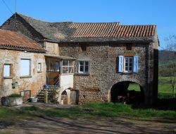Holiday home near Millau in Aveyron, France. near Verrieres