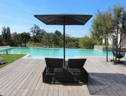 Gite de charme avec piscine dans l'Hérault.