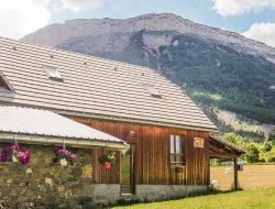 Holiday accommodations in the Hautes Alps near La Motte du Caire