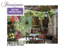 B&B in Aigues Mortes in Camargue, France.