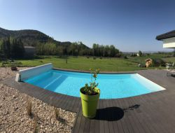 Standing holiday home in Southern Ardeche, France. near Laurac en Vivarais