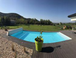Gîte **** avec jacuzzi et sauna en Sud Ardèche