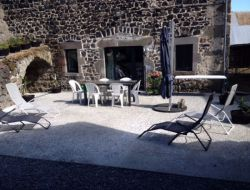 Holiday cottage 4 stars in Auvergne, France. near Saint Victor la Riviere