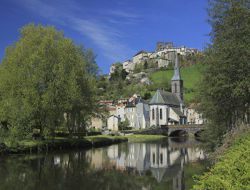 Holiday accommodation in Saint Flour, Auvergne. near Massiac