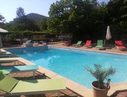 Gites avec piscine en Ardèche