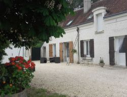 Family B&B near the zoo de Beauval in France. near Couffy