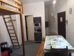 Holiday accommodation in pyrenean ski resort. near Estaing