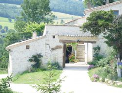 Bed and Breakfast in the Vercors, France near Saillans