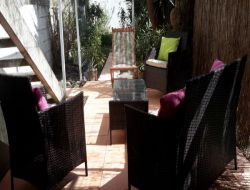 Holiday home near Perpignan in the Languedoc Roussillon.