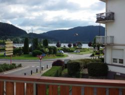 Holiday rental in Gerardmer, Vosges, France.