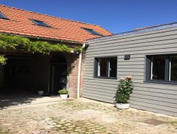 Holiday home near Lens in the Pas de Calais, France.