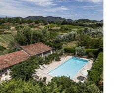 Gite avec piscine a louer près de Vaison la Romaine